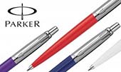 Parker Pens With Name and Logo
