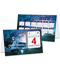 Cal 470 Aston Full Colour Desk Calendar
