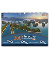 C64 360 Interactive Reeve Advertising Calendars