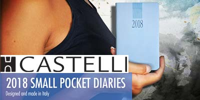 Castelli Promotional Pocket Diaries